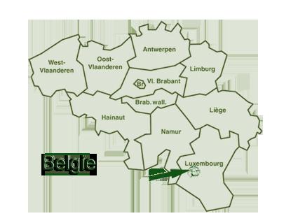 FRAMONT Ardennen België