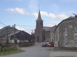 Framont Ardennes Belgium